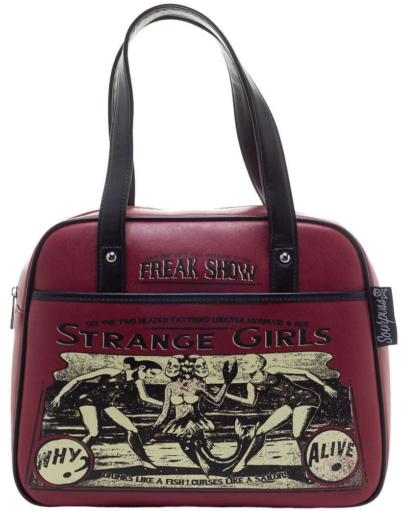 Strange Girls Bowler Purse
