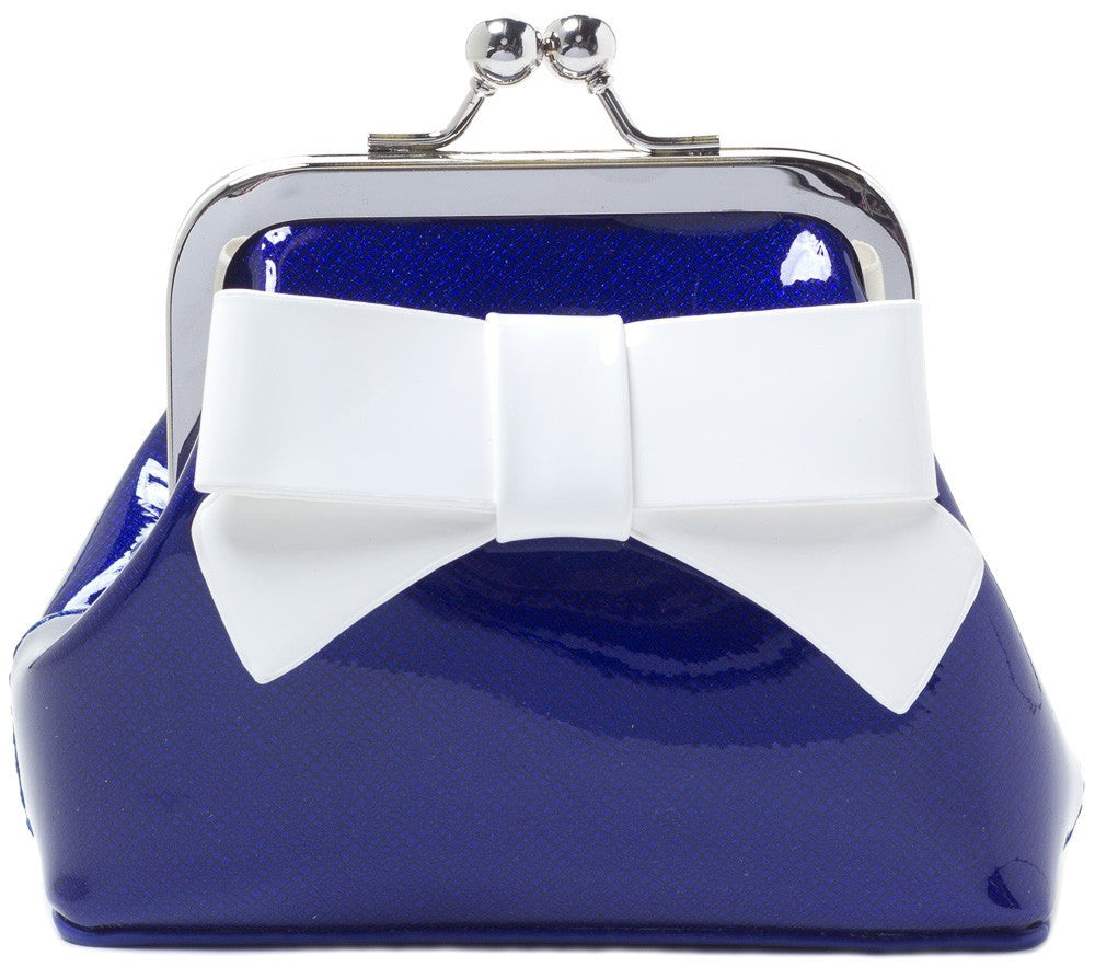 Super Floozy Coin Purse in Blue