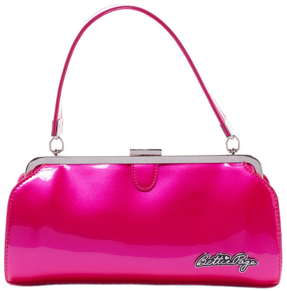 Bettie Page Cover Girl Purse in Gumball