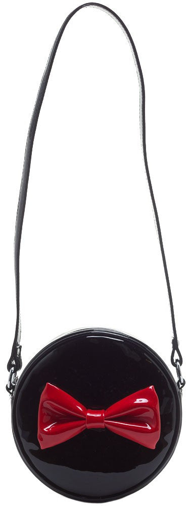 Ship Shape Purse Black