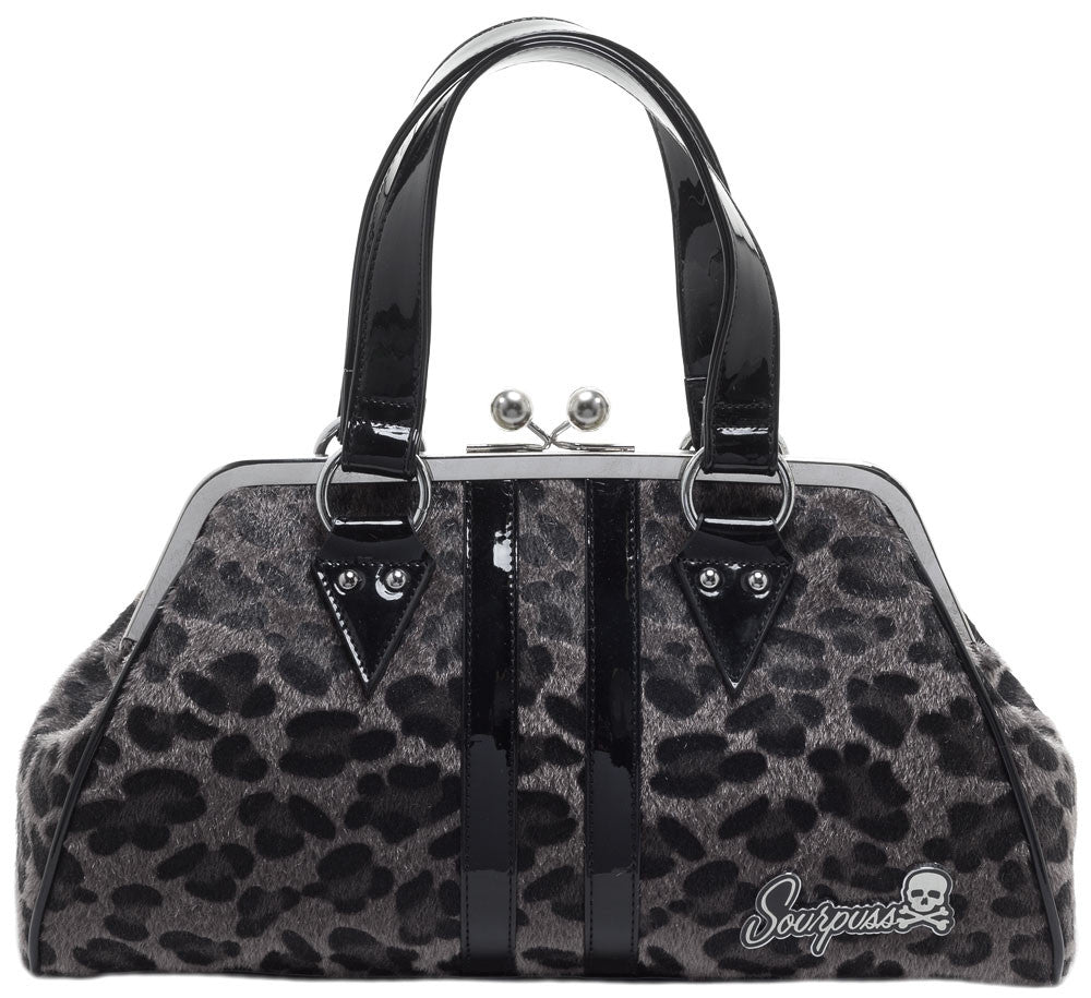 Temptress Purse Grey