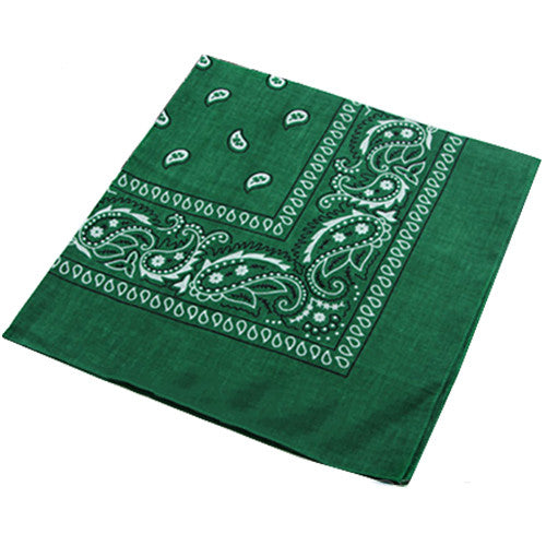 Teal Green Bandana