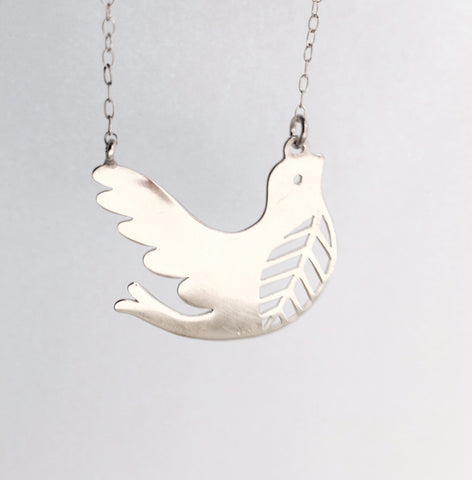 Dove - Necklace