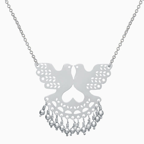 Fantail Necklace