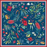 WILD FLOWERS SCARF<br/>Julie White