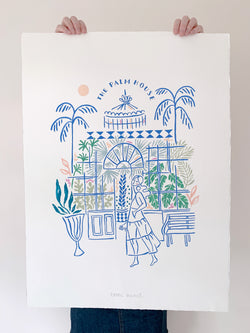 The Palm House, Giclée Print