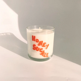 Honeysuckle Candle by Happy Society