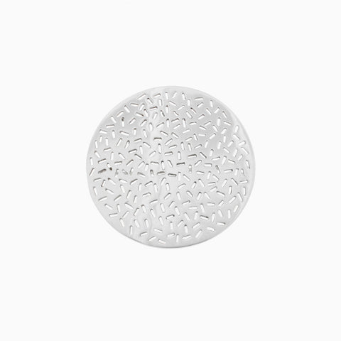 Shake It Pin in Sterling Silver by Naomi Murrell