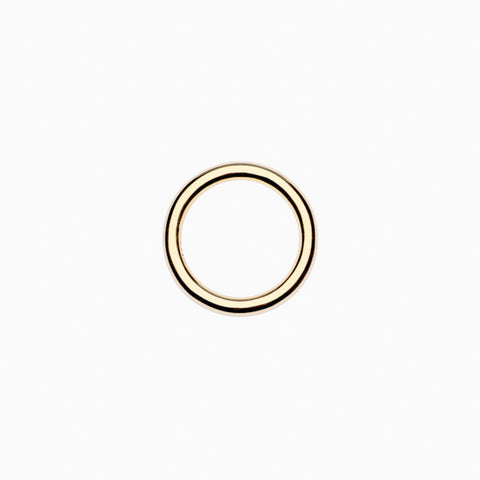 LOOP RING</br>Golden Brass</br>LAST ONE