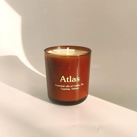 Atlas Candle by Happy Society
