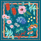 Bush Garden Silk Scarf Artwork by Julie White