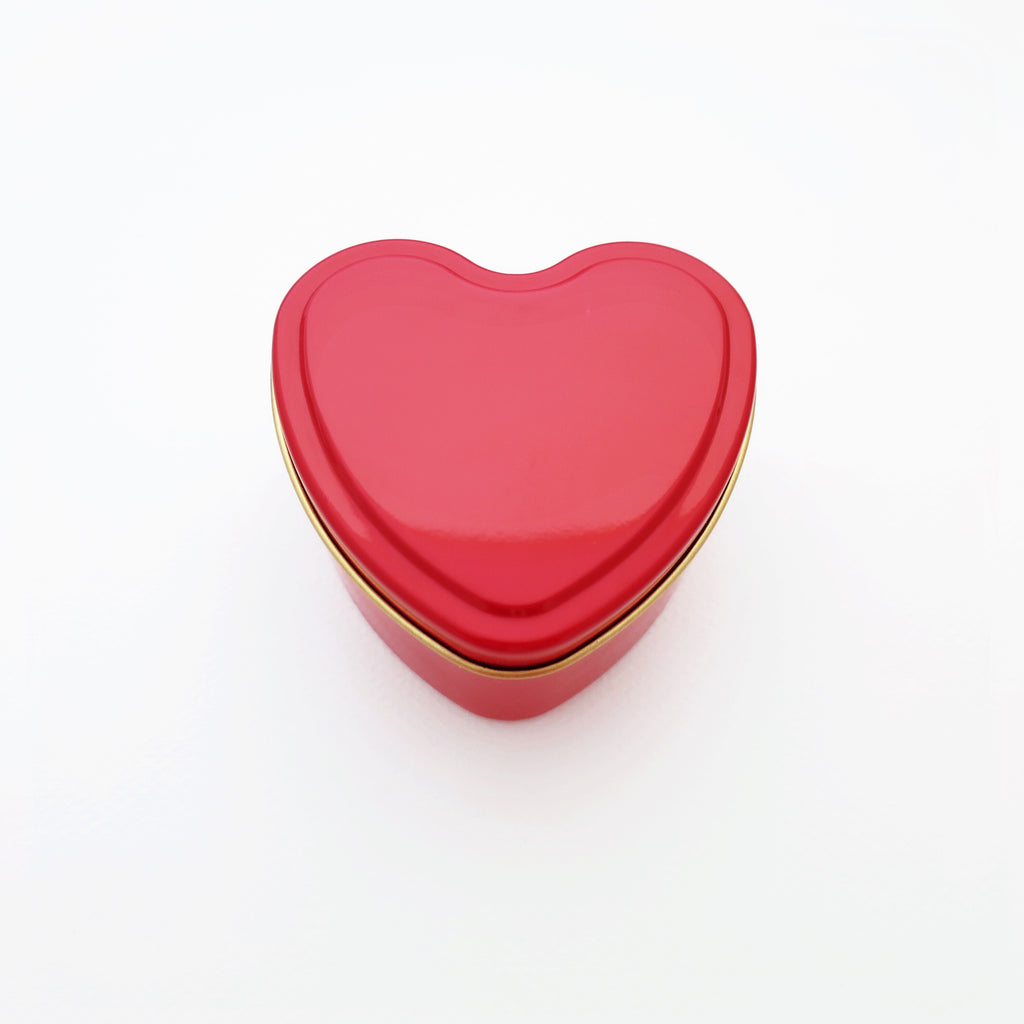Heart Shaped Jewellery Box