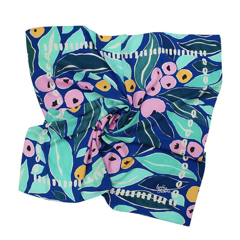 LILLY PILLY SILK SCARF<br/>Julie White
