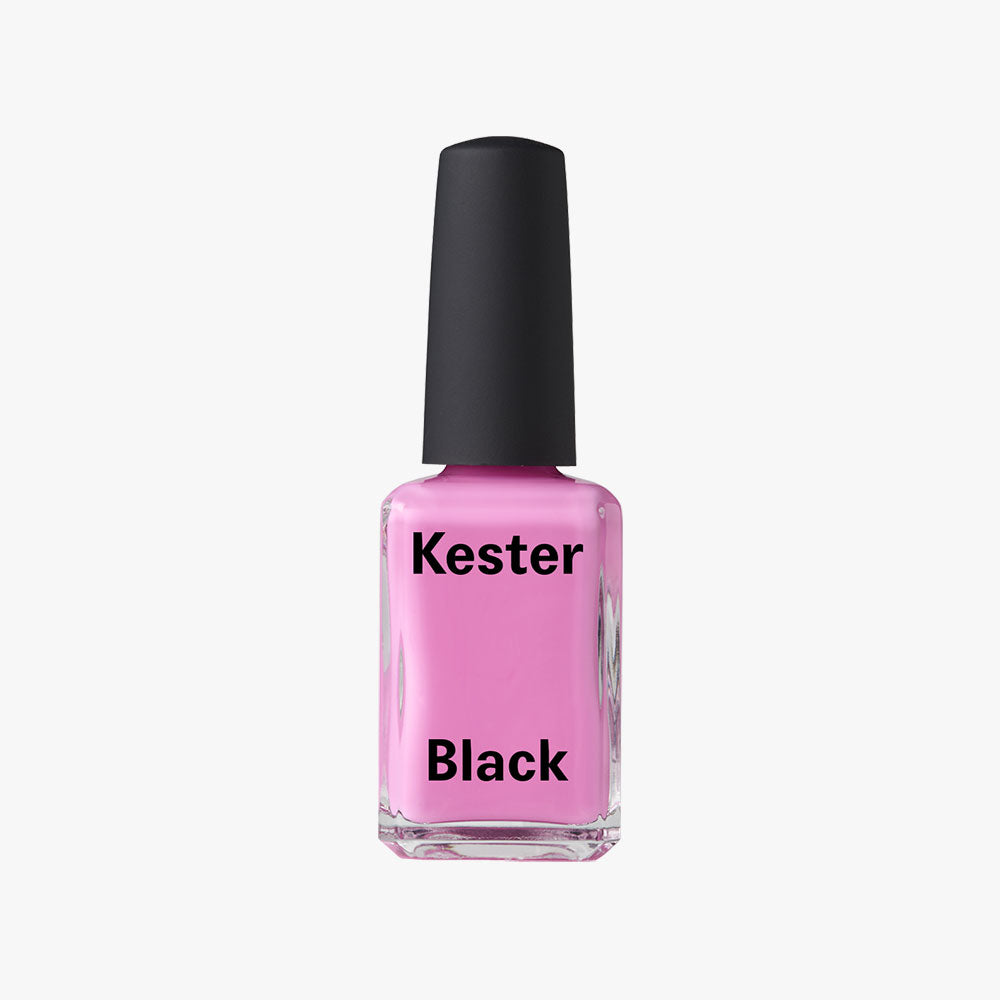 Nail Polish in Arm Candy Pink by Kester Black