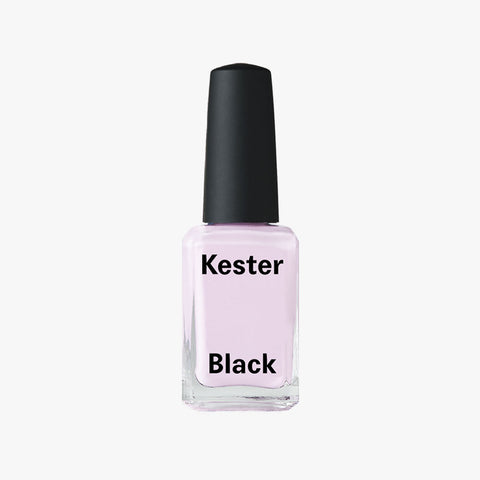 Nail Polish Spill in Fairy Floss Pink by Kester Black