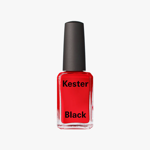 Nail Polish in Rouge Red by Kester Black