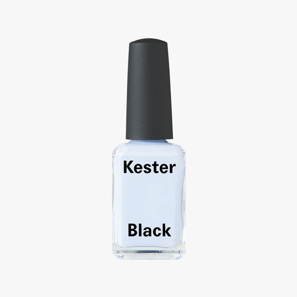 Nail Polish in Sky Blue by Kester Black
