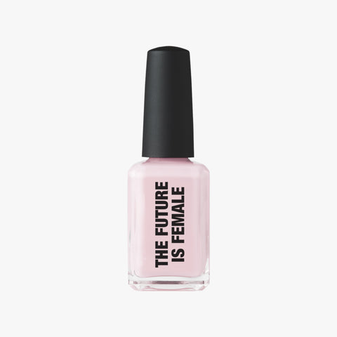 Nail Polish in The Future Is Female by Kester Black, Pink