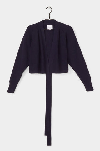 Composure Cardigan, Navy, Kowtow