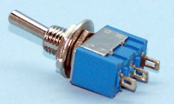 M112 SPDT On-(On) Momentary One Side Miniature Toggle Switch