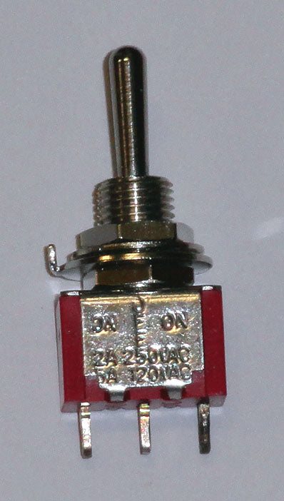 T8014 SPDT On-Off-On Center Off Premium Miniature Toggle Switch