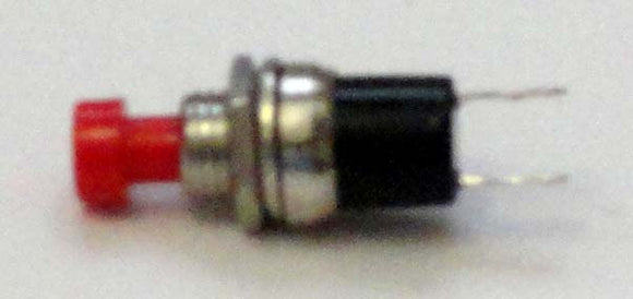 Small Plastic Shaft Pushbutton