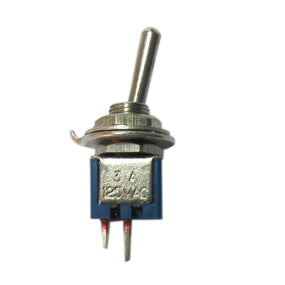 SM101 SPST On-Off Sub Miniature Toggle Switch