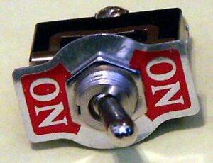 K202 DPDT On-On Toggle Switch