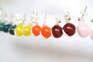 Fun colourful and affordable glass jewellery for fashionable people