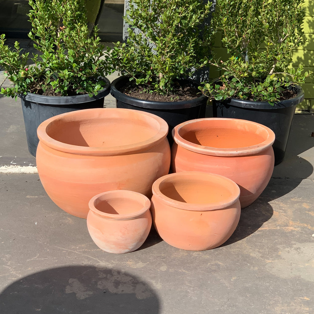 Bavarian Pot Terracotta