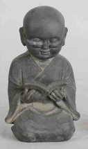 Reading Monk H25cm