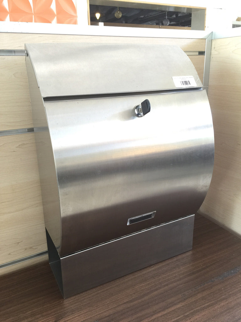 GLY-531S 304 Stainless Steel Letterbox