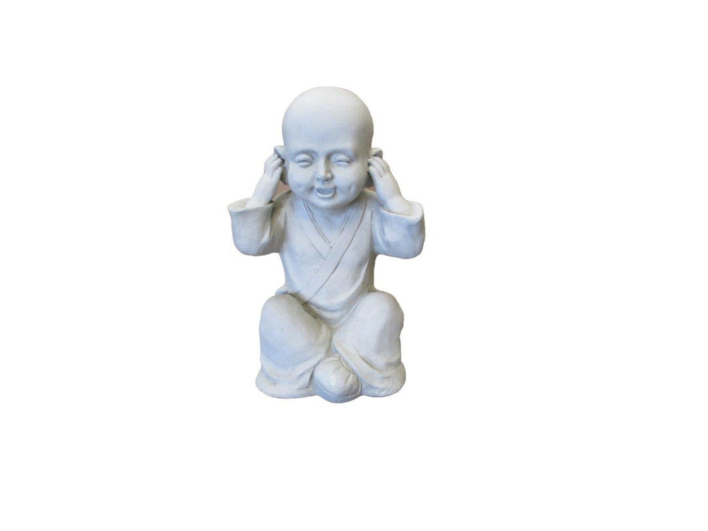 Hear No Evil Monk H42cm