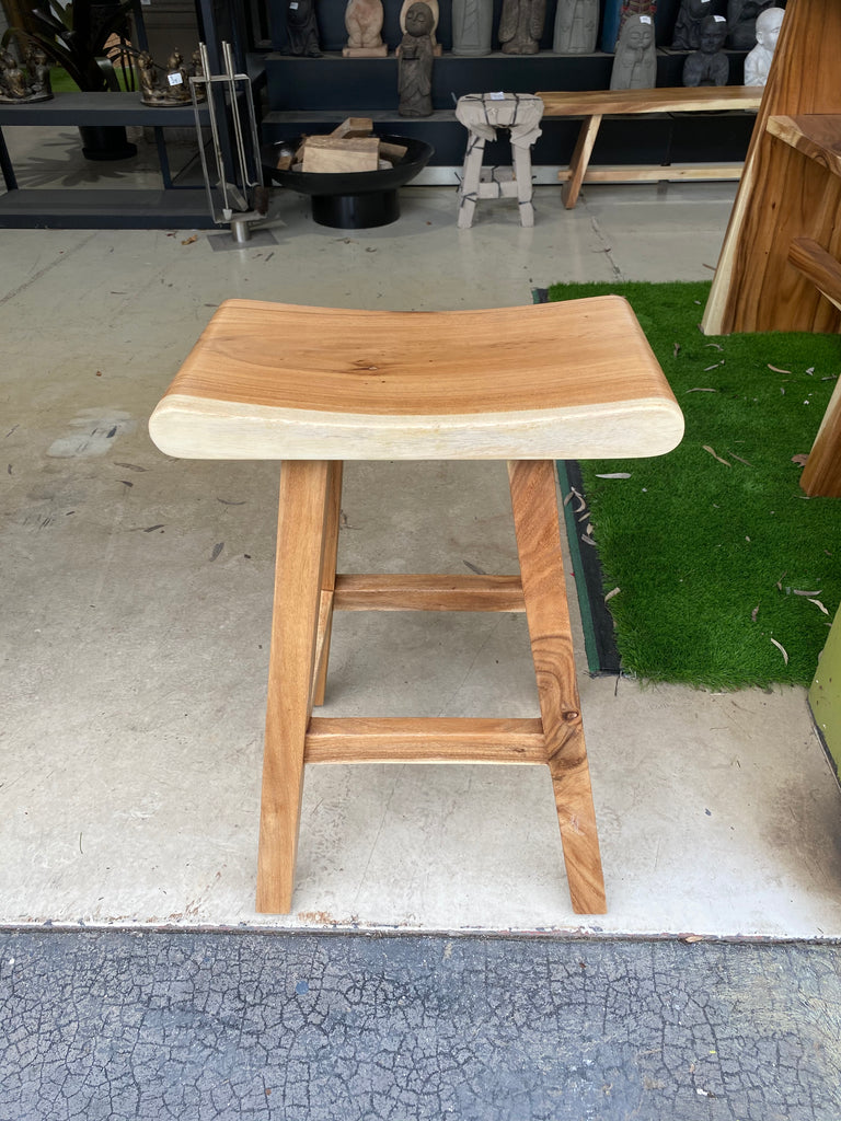 Curved Bar Stool