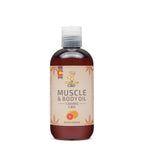 beeZbee CBD Muscle and Body Oil 1200mg - CBD Kratom