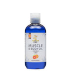 beeZbee CBD Muscle and Body Oil 250mg - CBD Kratom