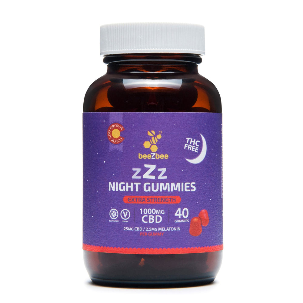 zZz CBD Night Gummies