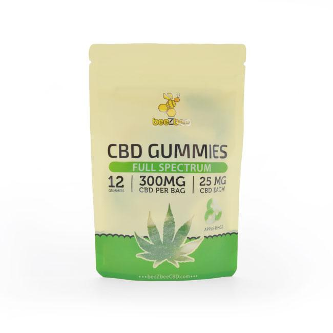 Full Spectrum CBD Gummies 300mg