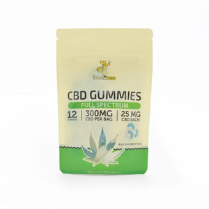 Load image into Gallery viewer, Full Spectrum CBD Gummies 300mg