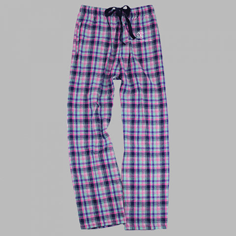NCL Women's Flannel Pants with Pockets