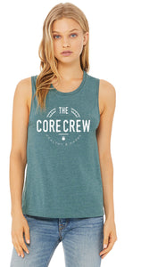The Core Crew Muscle Tank - SUMMIT SHIRT (6003)