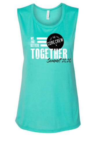 Exclusive Summit Tank: Women's Muscle Tank Top (8803)