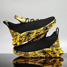 Charger l'image dans la galerie, Fashion Sneakers Men Super Light Breathable Flying Weaven Shoes Casual Running Male Comfortable Trainers Zapatos De Hombre