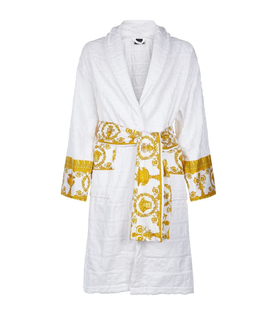 Gothic Cross Luxury Robe
