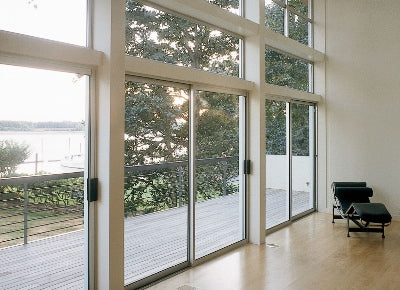 Moving Glass Wall System