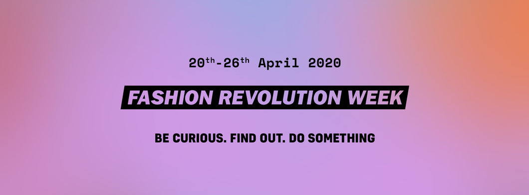APR 25 Event Ticket - Virtual Swap: Fashion Revolution 2020