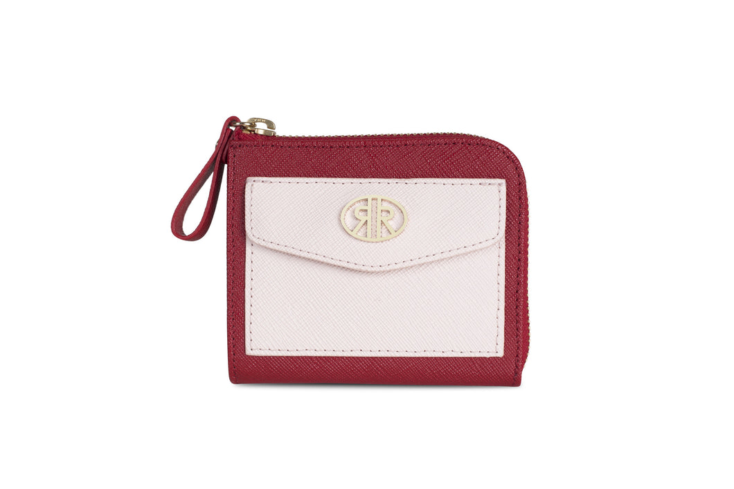 SHORT WALLET - SAFFIANO