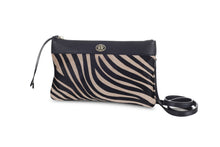 RITA CLUTCH-HORSETAIL