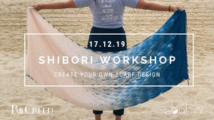 Dec 17 Event Ticket: Bahini tie-dye workshop