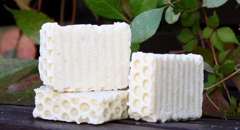 Land of Honey, Oats & Goats Milk Moisturizing Cleanser Bar
